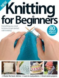 Knitting for Beginners 5th Edition, 2017