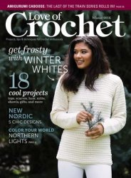 Love of Crochet Winter 2016