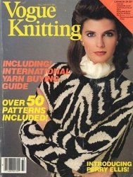Vogue Knitting - Fall/Winter 1983