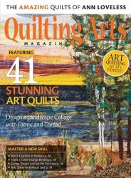 Quilting Arts Magazine №2/3 2017