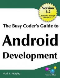 The Busy Coder's Guide to Android Development 8.2