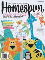 Australian Homespun №165, February 2017
