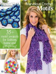 Crochet World Marvelous Crochet Motifs  - Spring 2017