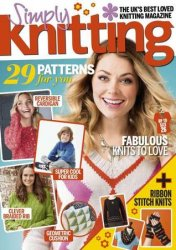 Simply Knitting №156, March 2017