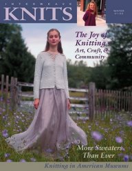 Interweave Knits vol.1 N 4 2001/2002 Winter