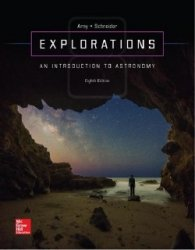 Explorations: Introduction to Astronomy, 8 edition