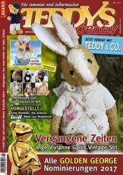Teddys Kreativ №2 2017 Marz/April