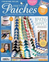 Pretty Patches Magazine № 33, March 2017