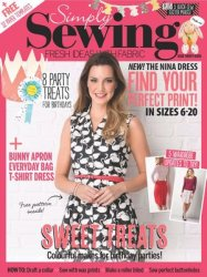 Simply Sewing №27 2017