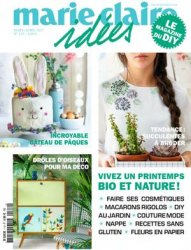 Marie Claire Idees, March / April 2017