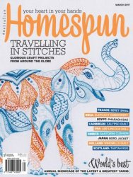 Australian Homespun - March 2017