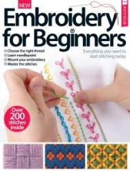 Embroidery For Beginners 2017