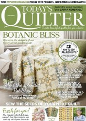 Today's Quilter №20 2017