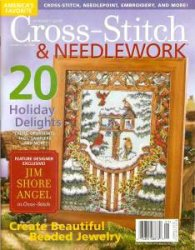 Cross-Stitch & Needlework №1 2009