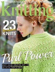 Knitting №166 April 2017