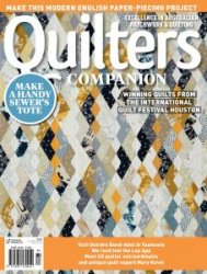 Quilters Companion №84 2017