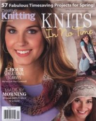 Creative Knitting №6 2014