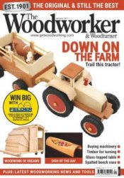 The Woodworker & Woodturner №1 (январь 2017)
