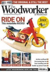 The Woodworker & Woodturner Journal №7 (июль 2016)