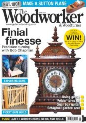 The Woodworker & Woodturner №6 (июнь 2016)