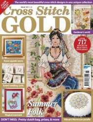 Cross Stitch Gold — Issue 137 2017
