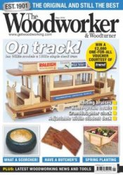 The Woodworker & Woodturner №5 (май 2016)