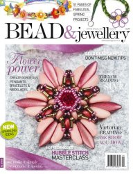 Bead & Jewellery - Spring Special 2017