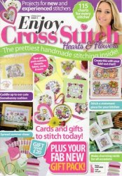 Enjoy Cross Stitch Spring 2014