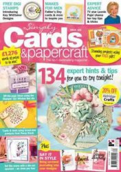 Simply Cards & Papercraft №162 2017