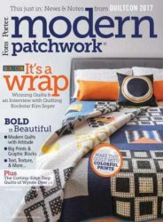 Modern Patchwork — May/June 2017