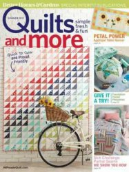 Quilts and More — Summer 2017