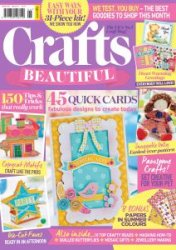 Crafts Beautiful №306  2017