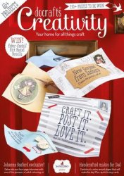 Docrafts Creativity - May 2017