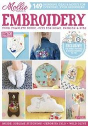 Mollie Makes: Embroidery 2017