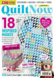 Quilt Now №36 2017