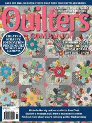Quilters Companion №85 2017