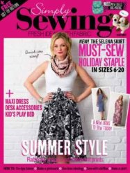 Simply Sewing №30 2017