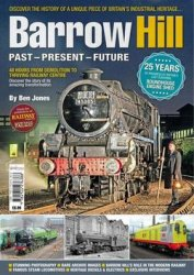 Barrow Hill Roundhouse: Past, Present & Future