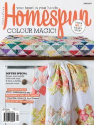 Australian Homespun — June 2017