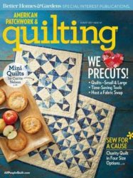 American Patchwork & Quilting №147 2017