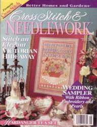 Cross Stitch & Needlework Vol XI No5 1996