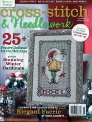 Cross-stitch & Needlework  №1 2013