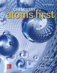 Chemistry: Atoms First, 3rd Edition