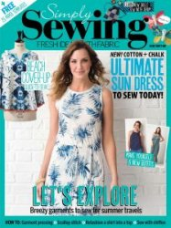 Simply Sewing №31 2017