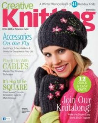 Creative Knitting - Winter 2012