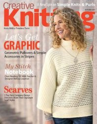 Creative Knitting - Autumn 2017