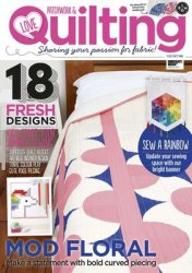 Love Patchwork & Quilting №49 2017