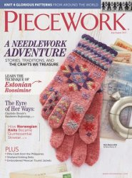 PieceWork - July/August 2017