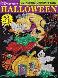 Just CrossStitch - Halloween 2017
