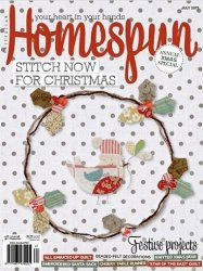 Australian Homespun №170 2017